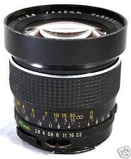 MAMIYA-SEKOR C 45mm F2.8 2,8 Medium Format Lens for 645 M645 Film Camera