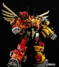 G1 Transformers Jinbao oversize MMC Predaking Feral Rex Figure [No retail box]