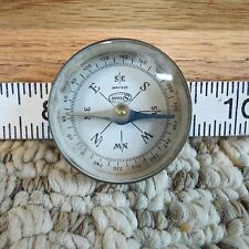Vintage Stellar German Compass (lot#3790)