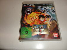 PlayStation 3  One Piece Pirate Warriors 2