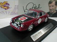 """IXO CCC206 - Porsche 911S Bavaria Rallye 1970 No. 7 """" Walter Röhrl """" 1:43"""