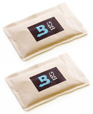 62% Boveda 60 Gram 2-Way Humidity Control Humidipak Humidifier 2 Packets 1481-2