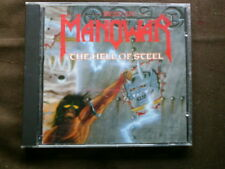 Atlantic  CD  THE HELL OF STEEL  Best of... von MANOWAR (1994)