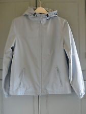 GAP Anorak Lightweight Hooded Outdoor Jacket Festival Light Blue XS UK 6-8 EU 34