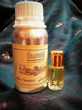 6 ml (Half Tola) MISS SURRATI feminine perfume oil attar ittr