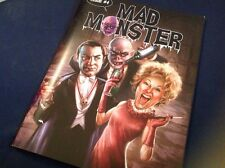 Mad Monster Party Magazine Amityville Horror House Kit Fred Gwynne