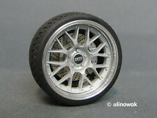 99068-18 Cerchi in lega 1:18 BBS RS GT-design 18 pollici 5/5 MM PN incl. LOGO
