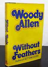 WITHOUT FEATHERS by WOODY ALLEN HCDJ - ANTHOLOGIES / ESSAYS / HUMOR