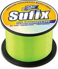2 Spools of Sufix Superior Mono Line-Clear 80# Test-Total 2890 yards-Free Ship