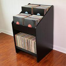 """LPBIN2 LP Storage Cabinet / Retail Bin Style LP Storage for 12"""" vinyl records"""