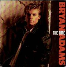 "BRYAN ADAMS This Time  7"" Ps, B/W I'M Ready, Am 295"