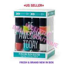 Simple Pleasures 14 pcs BE AWESOME TODAY Nail polish Manicure Cube SET BNIB