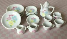 Barbie Vintage 1970s Strombecker Corp Tea Set.