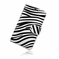 Magnetic Closure PU Leather Wallet Soft Case Cover Stand For Motorola Moto E