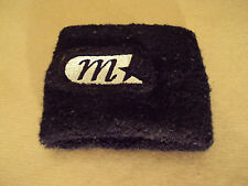 MILLENCOLIN - MC STAR LOGO BLACK SWEAT BAND WRIST BAND - FREE UK P&P
