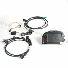alpha Racing Plug&Play Color Dash/Datalog/GPS Laptimer BMW S1000RR (2010-2014)