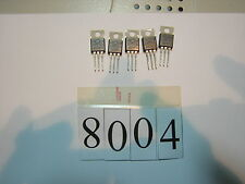 8004 lot de 5 regulateurs de tension LM2931T-5.0 TO220