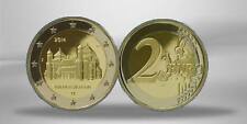 ALLEMAGNE 2 Euro Lower Saxony St. Michael's Church 2014 Rouleau