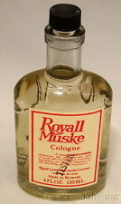 NEW NWOB Tester  Royall Muske  After Shave Cologne Splash 4.0 oz 120 ml  Vintage
