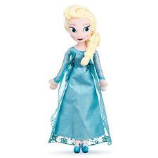 """Disney Store Frozen 16"""" inches Elsa Plush Soft Doll - BRAND NEW"""