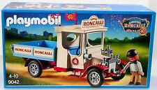 OLDTIMER LKW Playmobil EXCLUSIV EDITION 9042 z CIRCUS RONCALLI LIMITIERT OVP NEU