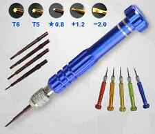 Repair Screwdriver Set Opening Tools for iPhone 4 6S 5 in 1 Pentalobe Precision