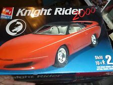 AMT 1:25 KNIGHT RIDER 2000  1/25 KIT Model Car Mountain FS