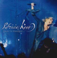 PATRICIA KAAS - TOUTE LA MUSIQUE  CD NEU
