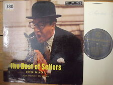 "PMD 1069 Peter Sellers - The Best Of Sellers - 10"" LP"