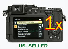 1x Clear LCD Screen Protector Guard Shield Film For Nikon Coolpix P7800 P77
