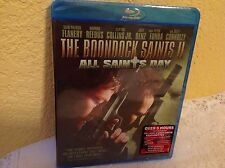 THE BOONDOCK SAINTS II ALL SAINTS DAY BLU-RAY 2009 ACTION MOVIE NORMAN REEDUS