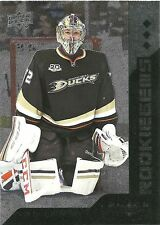 IGOR BOBKOV 2013-14 UD Black Diamond Triple Diamond Rookie Gems Card #188 Ducks