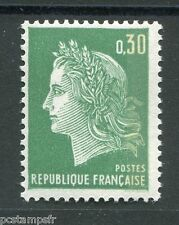 FRANCE 1970 timbre 1611b, 1 bande phosphore, neuf**, VF MNH STAMP
