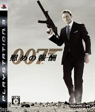 Used PS3 James Bond: Quantum of Solace SONY PLAYSTATION 3 JAPAN JAPANESE IMPORT