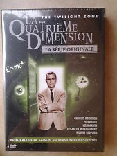 10819// LA QUATRIEME DIMENSION SAISON 3 NEUF SOUS BLISTER 6 DVD 37 EPISODES