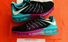 NIKE AIR MAX 2015 WOMEN'S RUNNING SHOES PURPLE BLUE BLACK NEW IN BOX SIZE 7.5