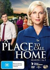 A Place to Call Home: Season 1 - 2 - Mark Joffe NEW R4 DVD