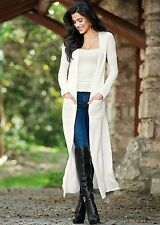 VENUS TWO POCKET DUSTER CARDIGAN SIZE XLARGE NEW WITH TAG.