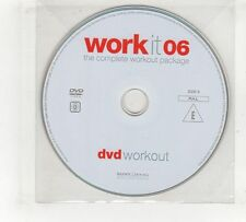 (GV440) Work It 06 - The Complete Workout Package - 2005 DVD