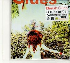 (EU199) Bensh, Clues - 2011 DJ CD