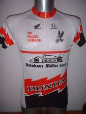 Honda Shirt Jersey Top Adult Medium Cycling Cycle Bike Ciclismo Vintage