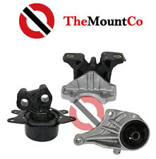 A/M  Engine Mount Set (3 pcs) to suits Holden Barina & Combo XC 01-05 1.4L-1.8L
