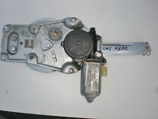 BMW E36 sedan OEM rear right window regulator lifter & motor 318 320 325 328 M3
