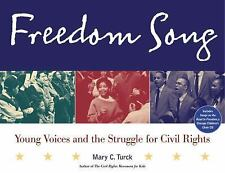 Freedom Song: Young Voices and the Struggle for Civil Rights-ExLibrary