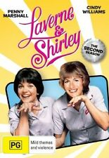 Laverne and Shirley : Season 2 (DVD, 2008, 4-Disc Set)