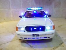 1/18 Scale  Maui HI Hawaii Diecast Police Car with Lights and SIREN uT Polizei