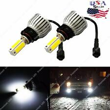 Super Bright White 6500K 48W 5202 PSX24W LED Conversion Fog Headlights Bulbs