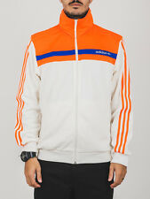 ADIDAS ORIGINALS NJ MENS TRACKTOP OG Men's US Medium CHALK WHITE