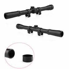 New 4x20 Sight Sniper Airsoft Air Rifle Gun Crossbow Tactical Scope Sights