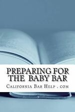 Preparing for the Baby Bar ? : ?Law of Contracts en Espanol by California Bar...